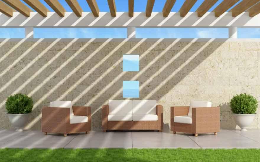 Les solutions pour ombrager votre terrasse - Decodambiance
