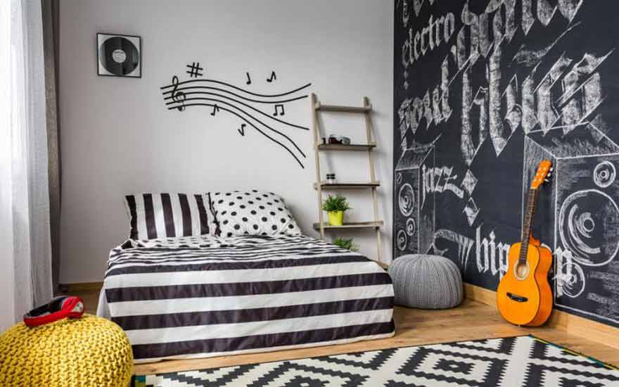 id es d co pour optimiser un petit espace. Black Bedroom Furniture Sets. Home Design Ideas