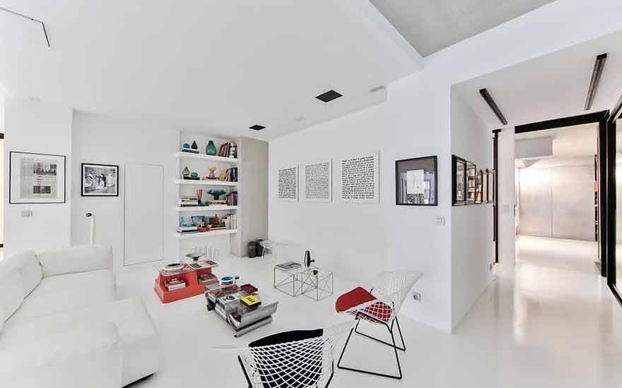 les couleurs pour agrandir une pi ce. Black Bedroom Furniture Sets. Home Design Ideas