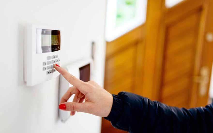 choisir une alarme sans fil ou une alarme filaire