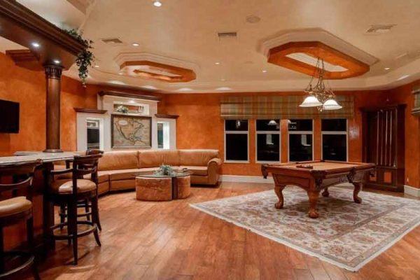 construire un bar dans une maison