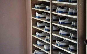 fabriquer un meuble à chaussures