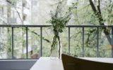 désencombrer un balcon