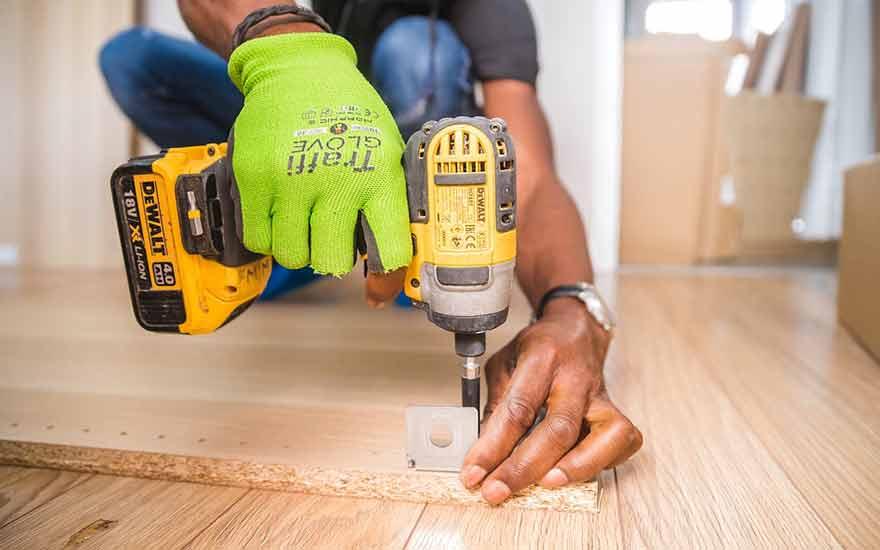 faut il faire des travaux pour mieux vendre et plus cher. Black Bedroom Furniture Sets. Home Design Ideas