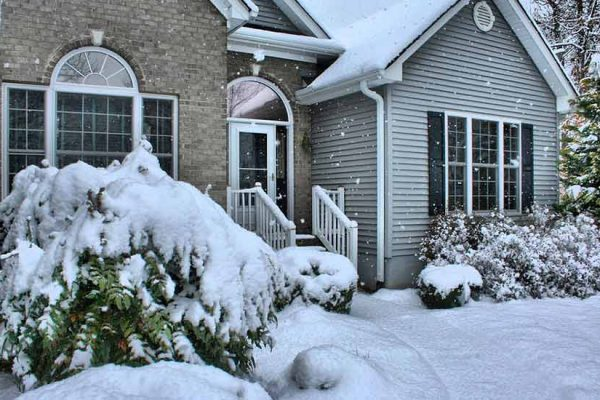 garder sa maison au chaud en hiver