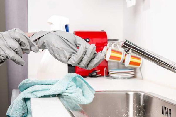 ménage endroits à ne pas oublier de nettoyer