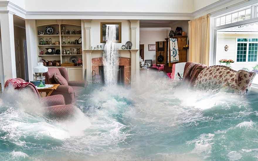 protéger une maison des inondations