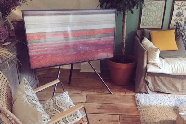 télé camouflée