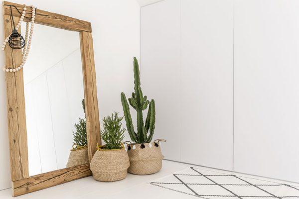 miroir pour agrandir une pièce