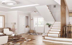 décorer un escalier