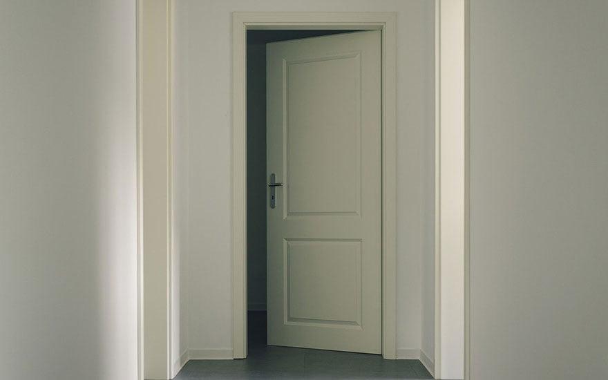 poser une porte d'intérieur