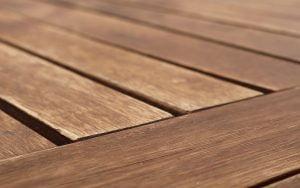 huile de lin pour traiter le bois