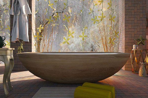 idées salle de bain zen