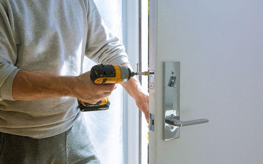 changer le sens d ouverture d'une porte