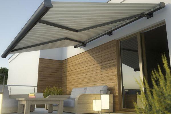 aménager une terrasse plein sud