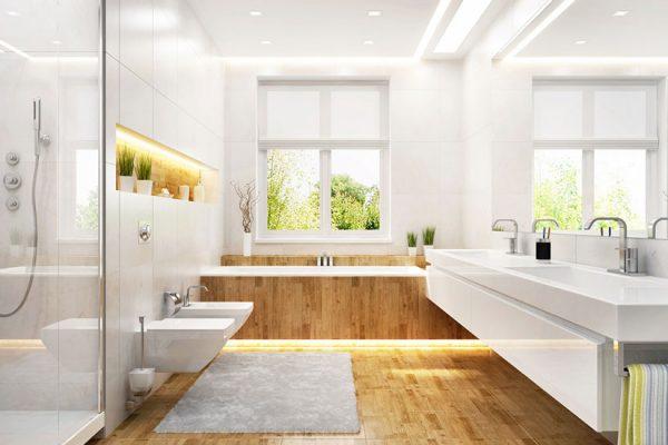 couleurs tendance pour la salle de bain en 2021