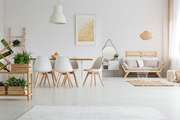 idées pour décorer une salle à manger