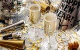 décoration de table nouvel an 2021