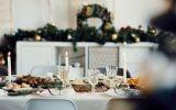 idées pour décorer sa table à noel