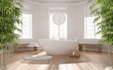 végétaliser salle de bains