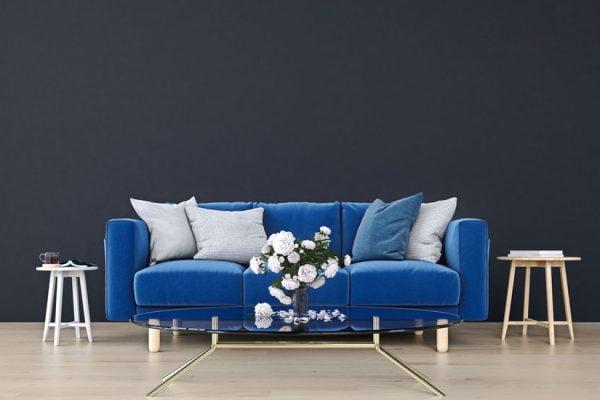association couleur bleu roi