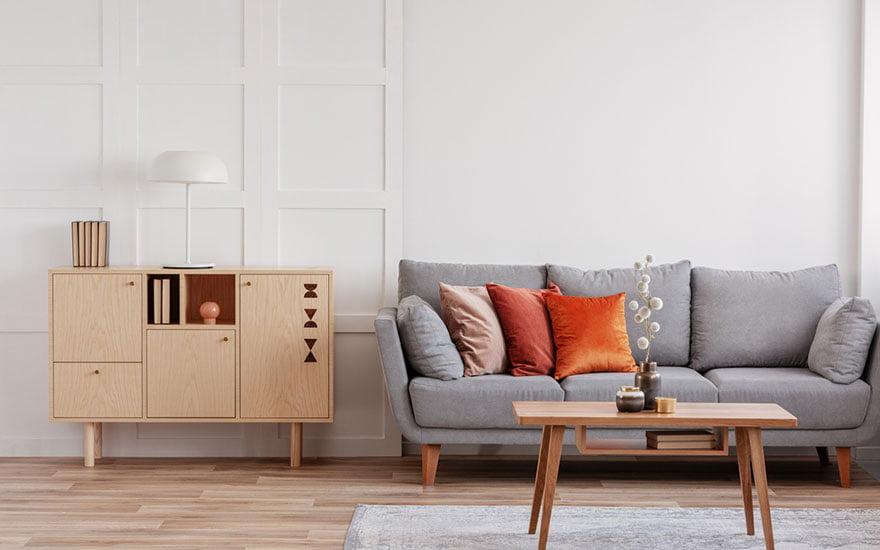 couleur meuble chaine clair