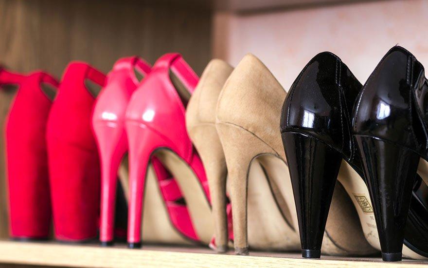 solutions de rangement de chaussures