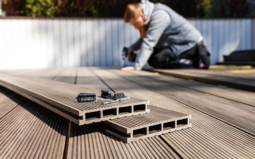 avantages de la terrasse composite