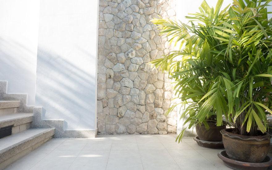 avantages de l'enduit à imitation pierre