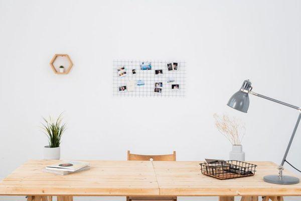 décorer un bureau professionnel