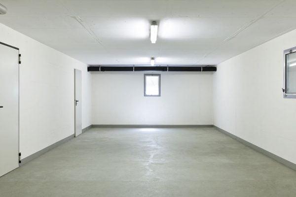 éclairage correctement son garage