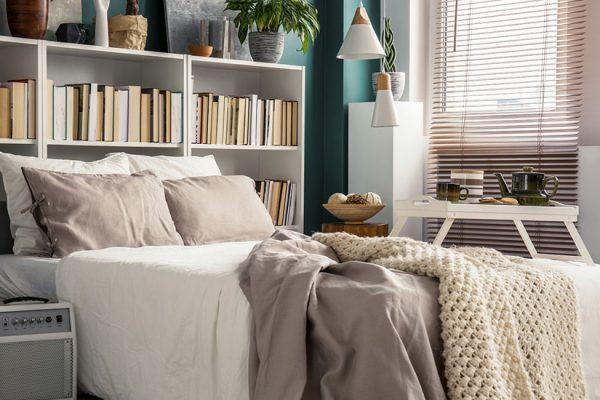 optimiser l'espace d'une chambre