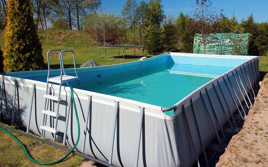 installer une piscine