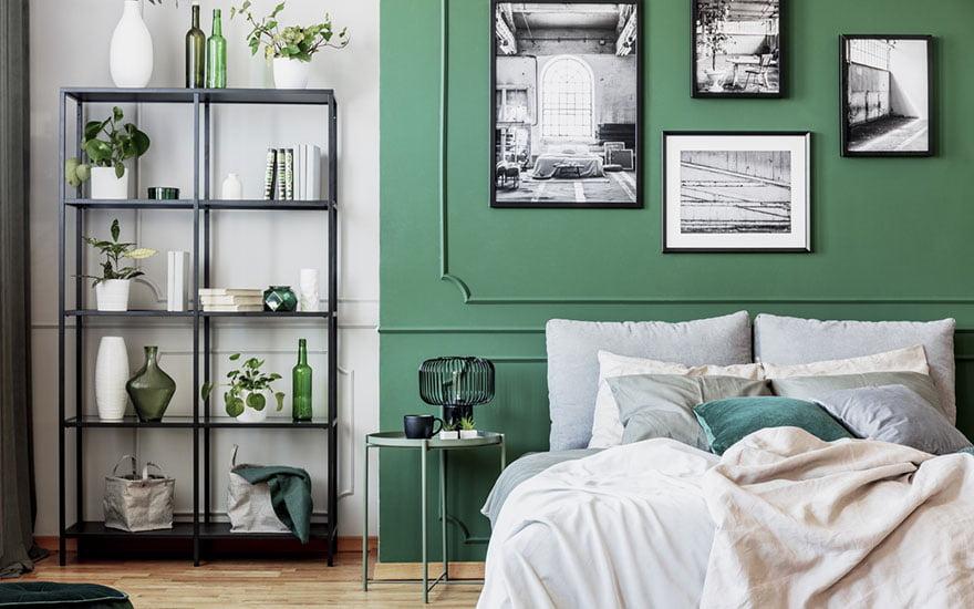chambre 2 couleurs