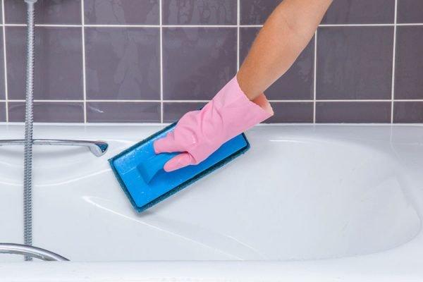 faire blanchir baignoire