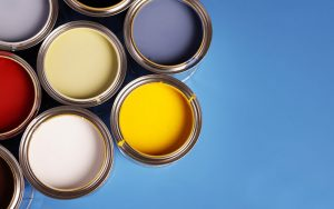 calcul du nombre de pots de peinture