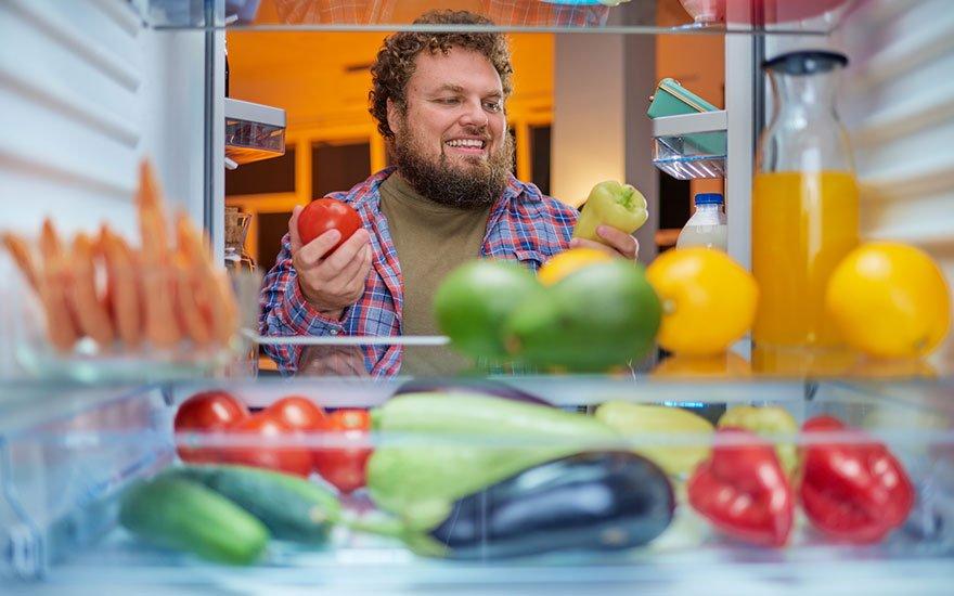 fruit et legume à ne jamais mettre au frigo