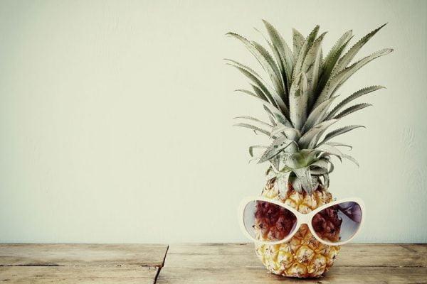 faire pousser un ananas à la maison