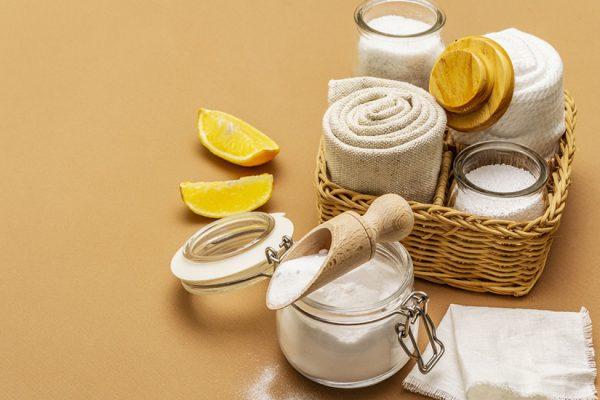 sel d'oseille nettoyant maison