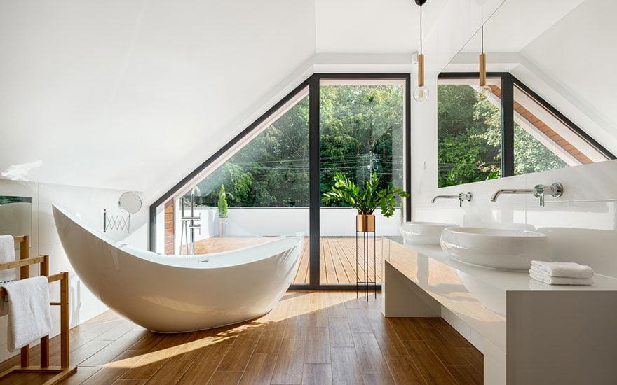 équipement design pour la salle de bain