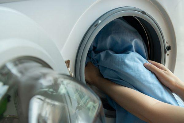 fréquence pour laver un drap housse