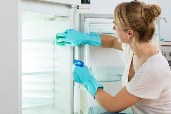 nettoyer joint frigo