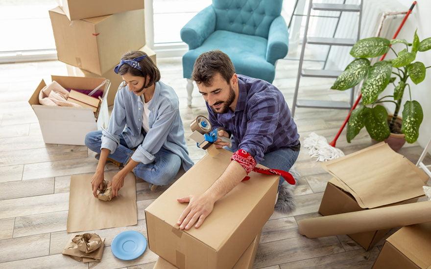 préparer un déménagement en douceur