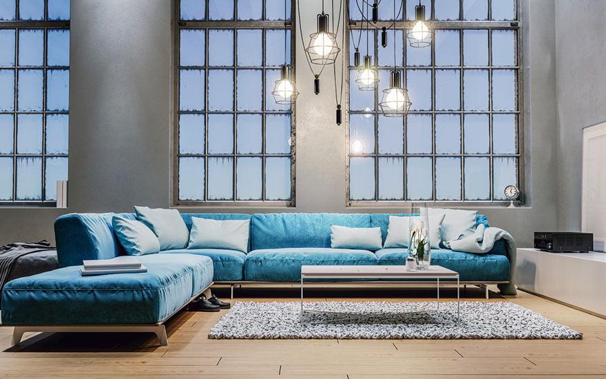 Quels luminaires choisir pour une pièce avec une grande hauteur sous plafond ?
