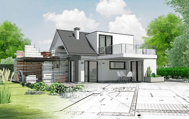 Plan Construction Maison Design