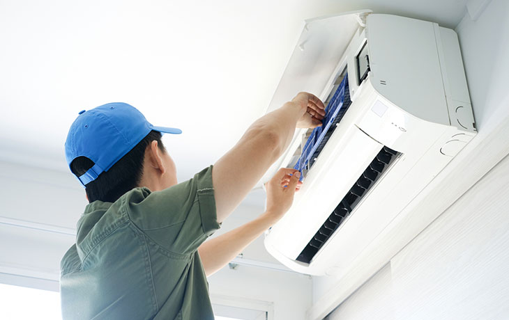 Realiser Entretien climatisation Soi Meme